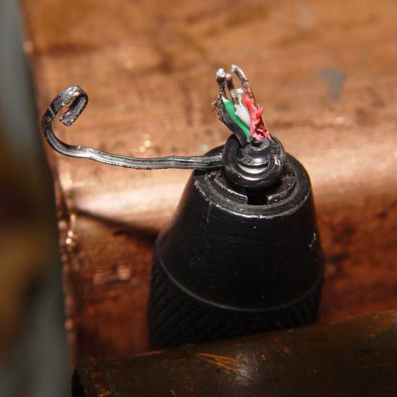 USB Gooseneck - filler unwound