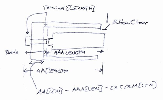 AAA to AA Adapter - sketch