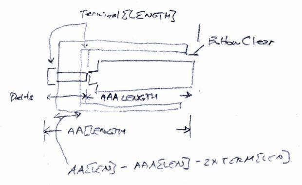 AAA to AA Adapter - sketch
