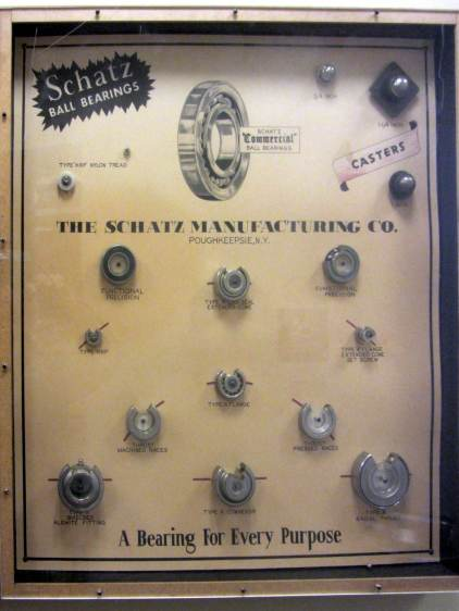 Schatz Ball Bearings