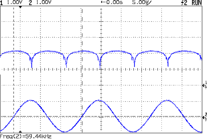 AD8310 Log Amp - 60 kHz 1 Vpk