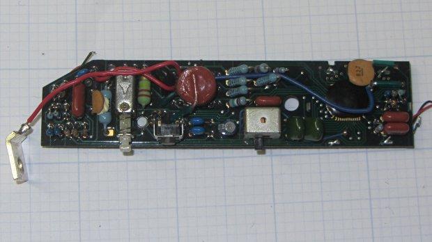 Beckman DM73 Circuitmate - PCB