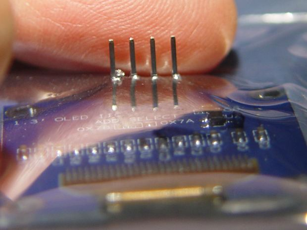 Amazon - unprotected PCB pins