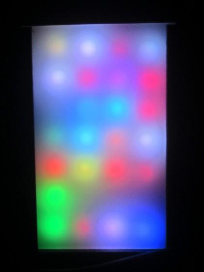 WS2812 LED - test fixture multiple failures