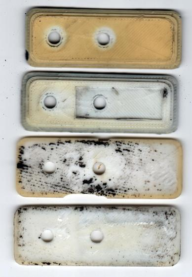 ABS Fairing Plates - 6 years