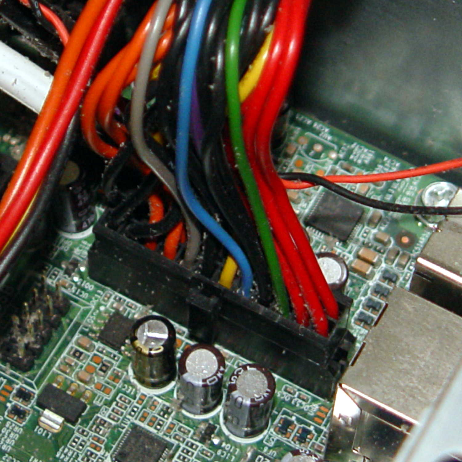 Optiplex 980 Power Supply: Capacitor FAIL | The Smell of