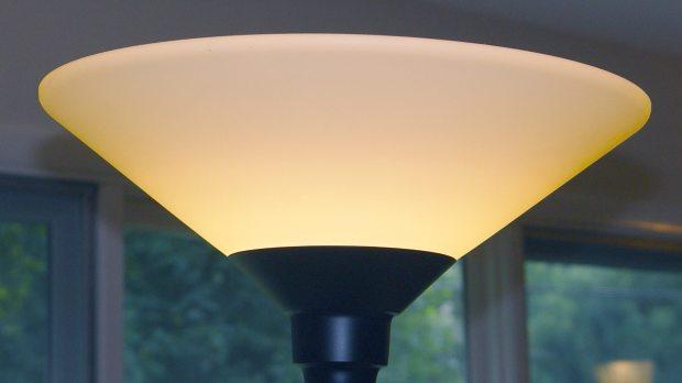 Torchiere Lamp Shade - original