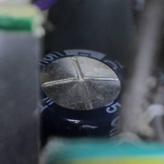 Optiplex 980 - Bulging capacitor 1
