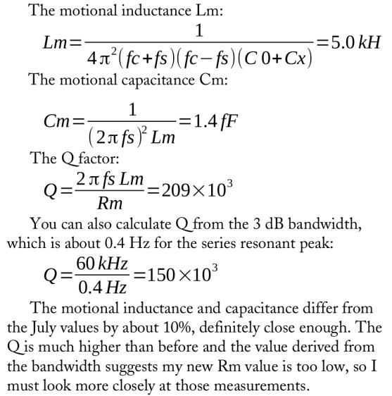 CC 2017-11 - Resonator 0 Calculations