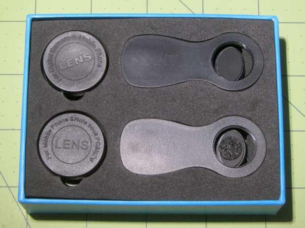 Pixel vs Lens Clamp vs Case - clamps