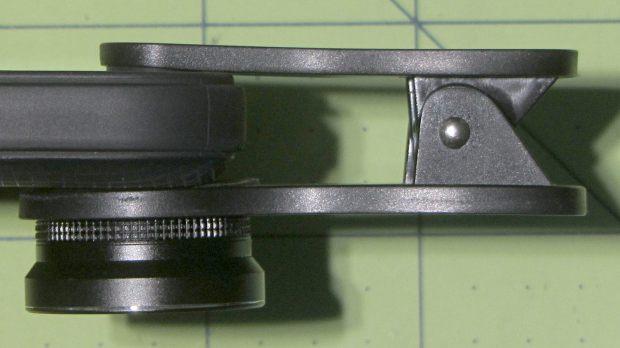 Pixel vs Lens Clamp vs Case - aligned