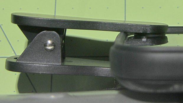 Pixel vs Lens Clamp vs Case - angle overview