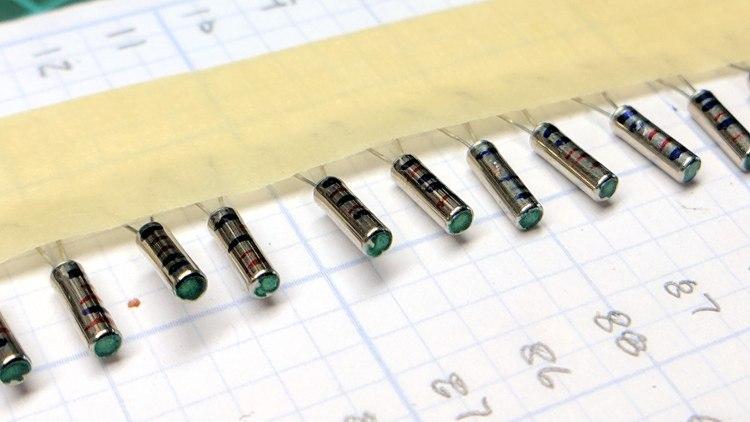 60 kHz TF26 resonators - Batch 2 marking