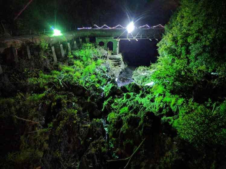 Wappingers Falls Bridge - Pixel XL HDR - 2017-09-22