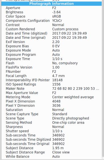 Wappingers Falls Bridge - Pixel XL HDR - Photograph EXIF - 2017-09-22