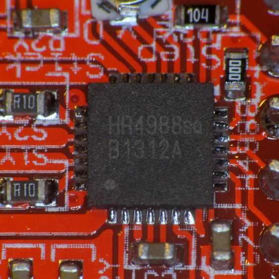RAMPS - stepper driver - HR4988 chip