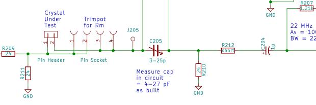 Test Fixture - variable CX