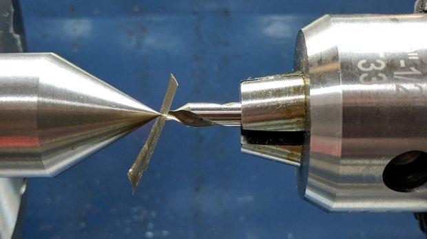 Tailstock - misaligned drill chuck