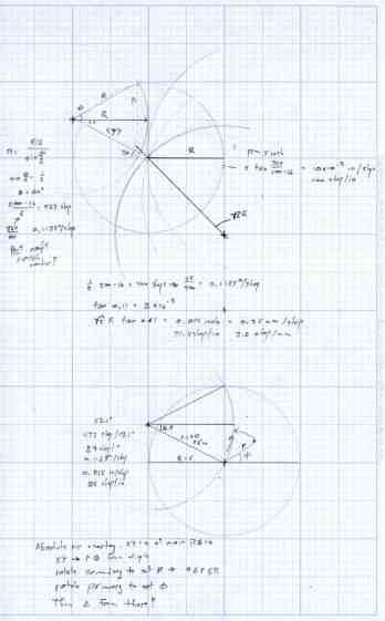 Rotary Plotter - geometry 1