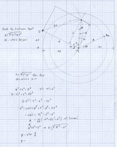 Rotary Plotter - geometry 3