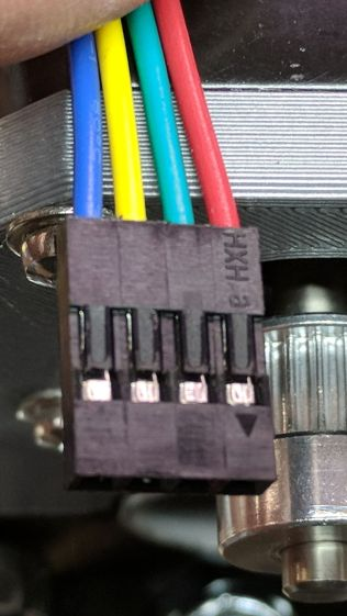 MPCNC - Stepper Connector