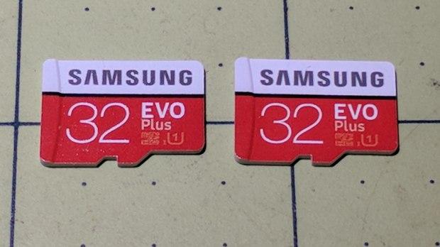 Samsung EVO Plus MicroSD - 32 GB