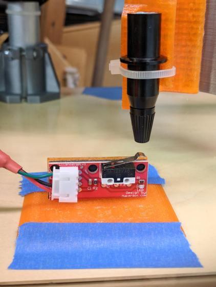 MPCNC Tool Length Probe - plotter pen