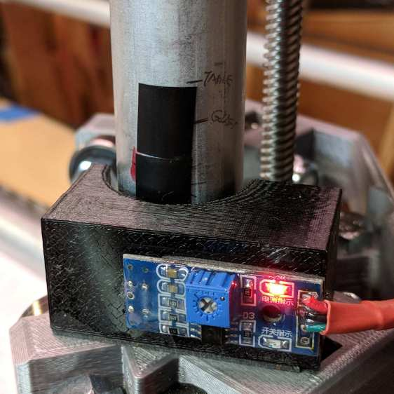 MPCNC - Z axis switch - table limit