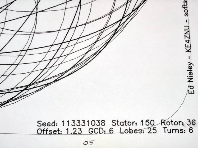 MPCNC - Sakura Micron 05 Black - detail