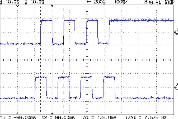 MPCNC g1x2.4f180 - 1 ustep - dual 500 mA-div