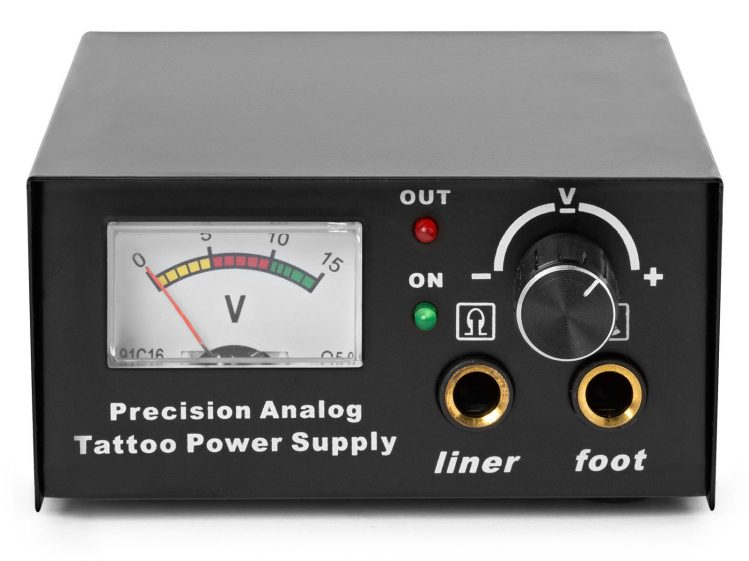 Tattoo Power Supply - eBay listing photo