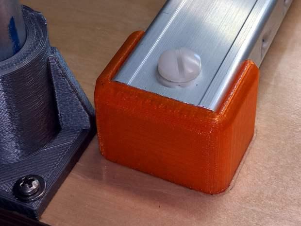 MPCNC - bar clamp end block