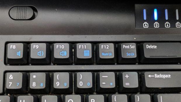 Kinesis Freestyle2 Media Keys