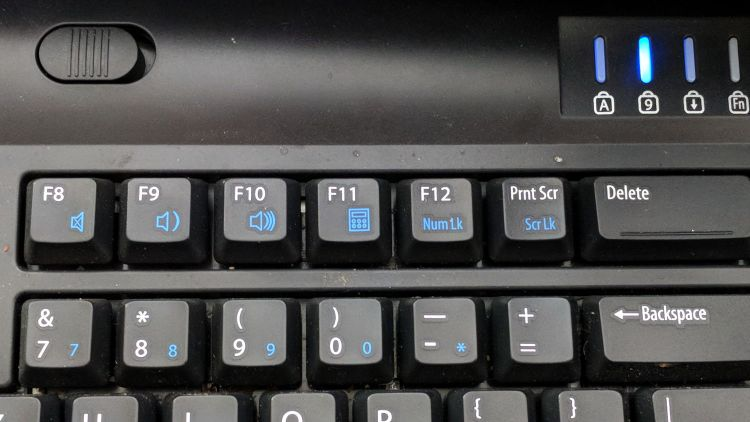 Kinesis Freestyle2 Media Keys