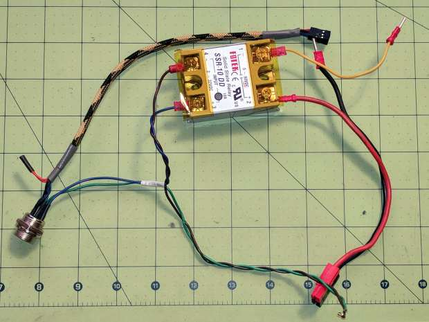 GRBL - Control button wiring