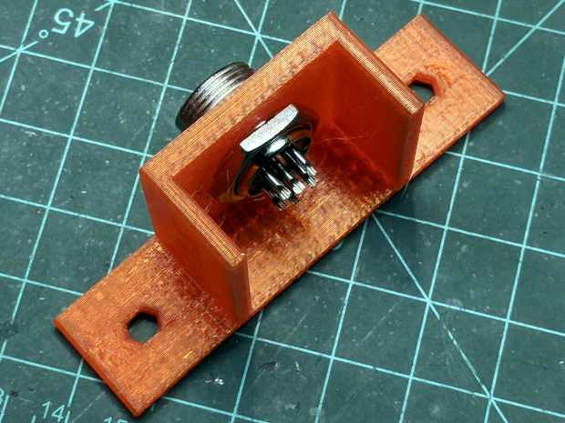 Connector Mount