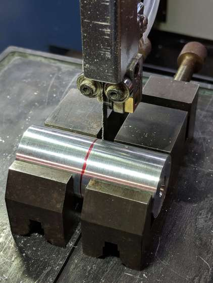 Bench Leg - sawing leg inserts