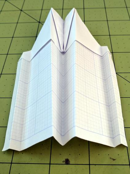 Best Paper Airplane Ever - 7