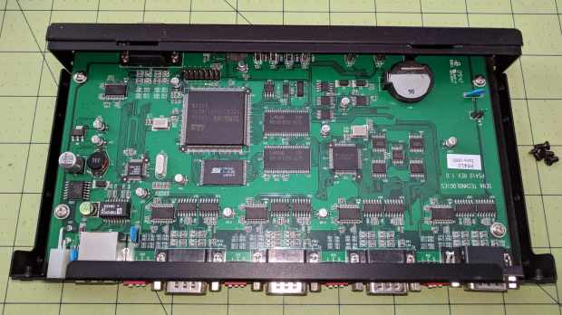 Sena PS410 Serial Server - interior