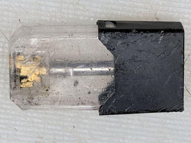 Vape cartridge - side