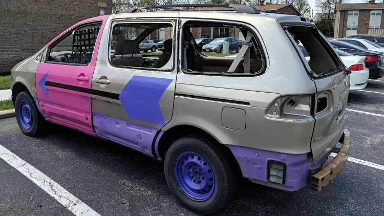Sienna - Demo derby race trim