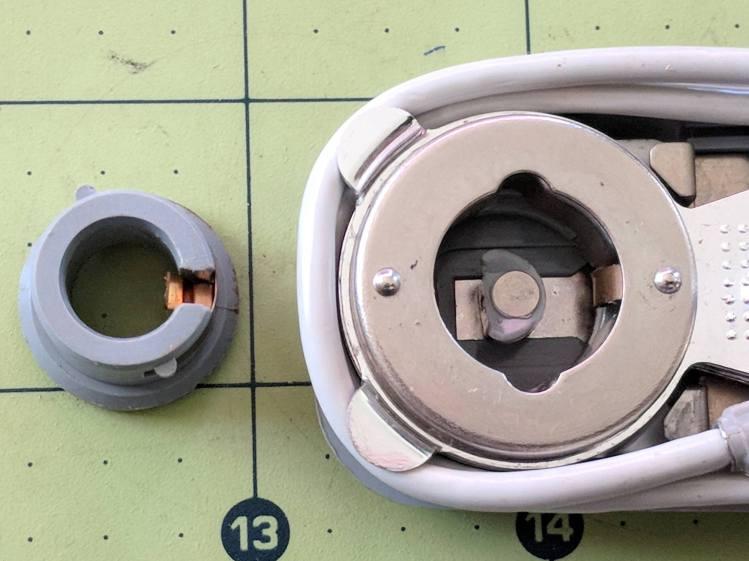 Zeiss Ikon Ikoblitz 4 - bulb adapter