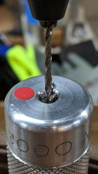 Torque Driver - lead calibration seal