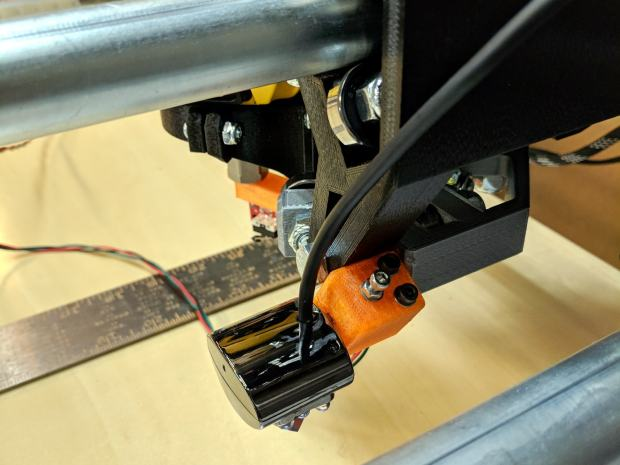 MPCNC - relocated camera - side view