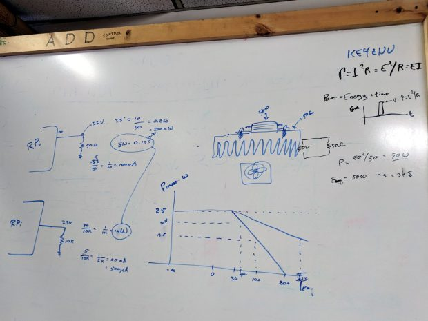 Whiteboard - Session 3 - Resistor power derating
