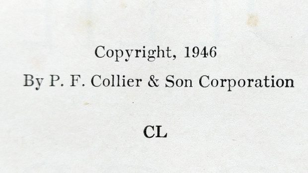 Colliers Photographic History of World War II - copyright 1946