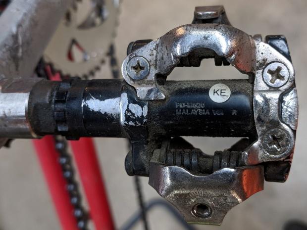 Shimano PD-M520 pedal