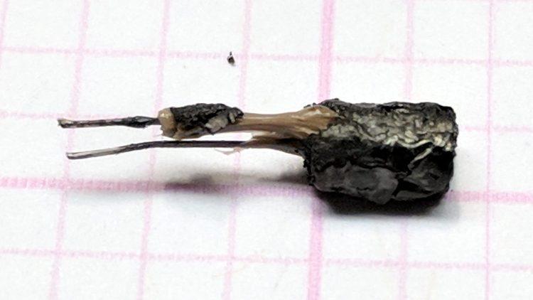 M2 DIY thermistor corpse