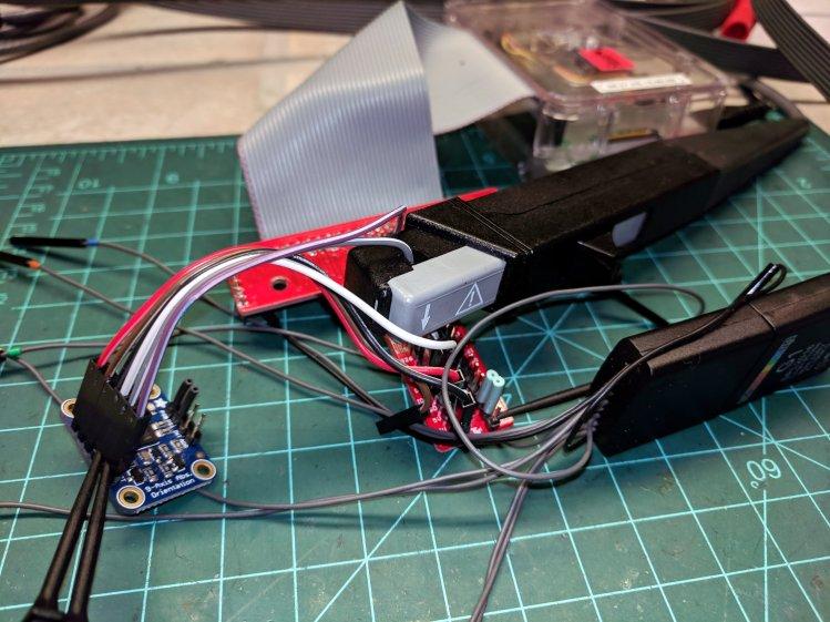 RPi I2C SCL current probe
