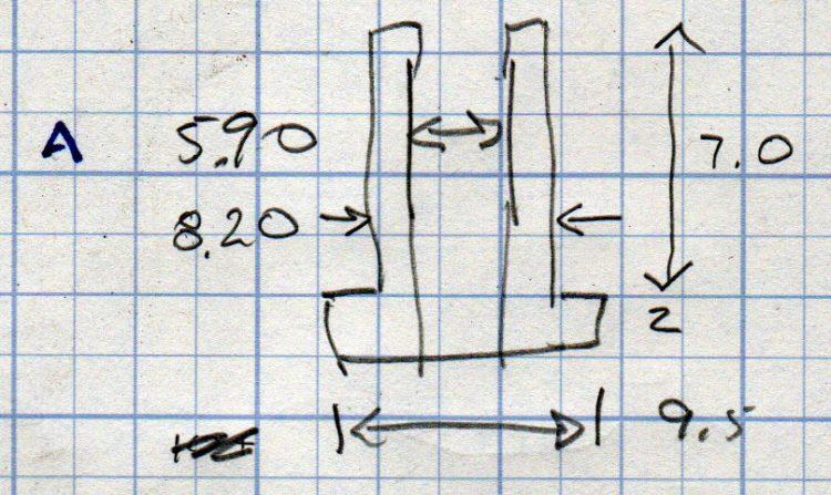 Presta to Schraeder Adapter - dimension doodle